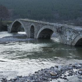 Стария мост край село Ненково
