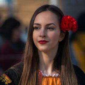 Перник Сурва 2018 - Една българка!