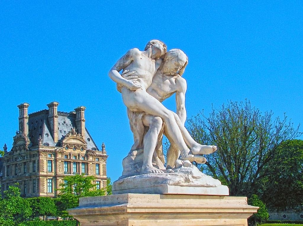 Скулптурите на Париж