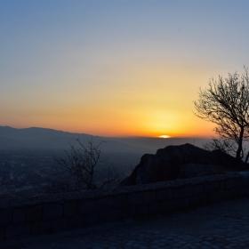 Залезно над Пловдив