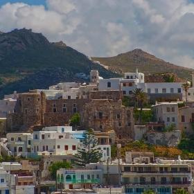 Наксос - Крепост