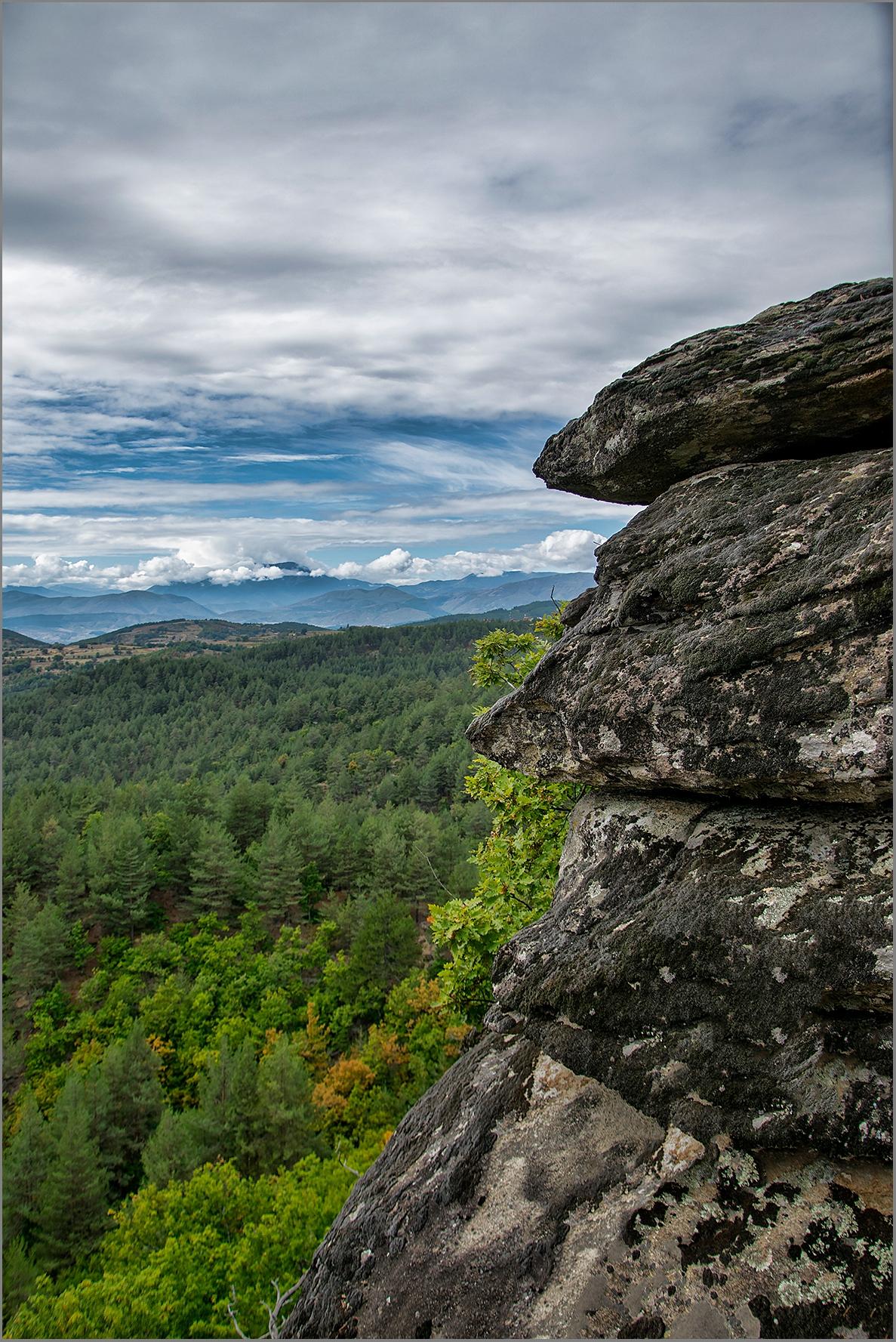 Поглед към планината