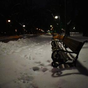 Зимата дойде и в Пловдив