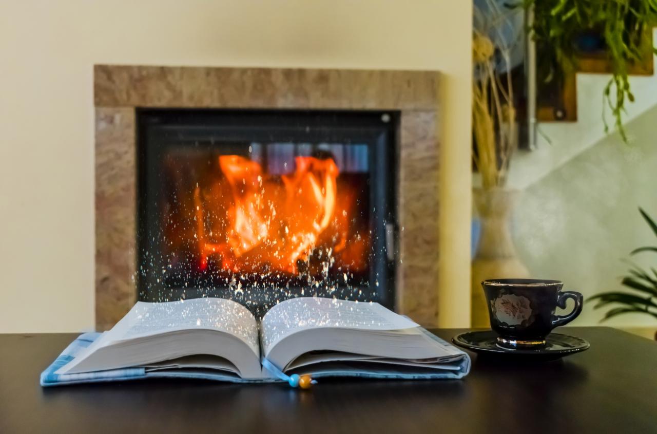 ... Магията на книгите ...