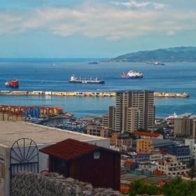 Гибралтар - Изглед 2