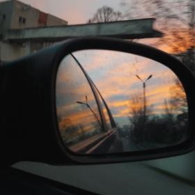 Бягство от горящото небе