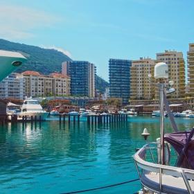 Гибралтар - Пристанището