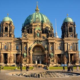 Berliner Dom, 1905 г.
