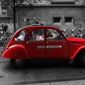 Paris Authentic