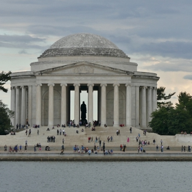 Jefferson Memorial, Вашингтон