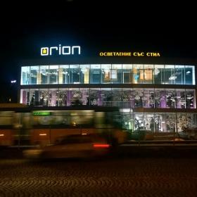 Трамвай към Орион