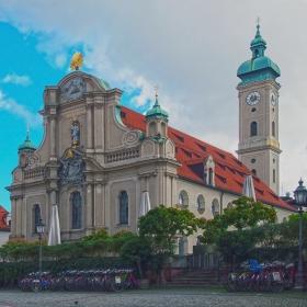 Munich - Heilig-Geist-Kirche