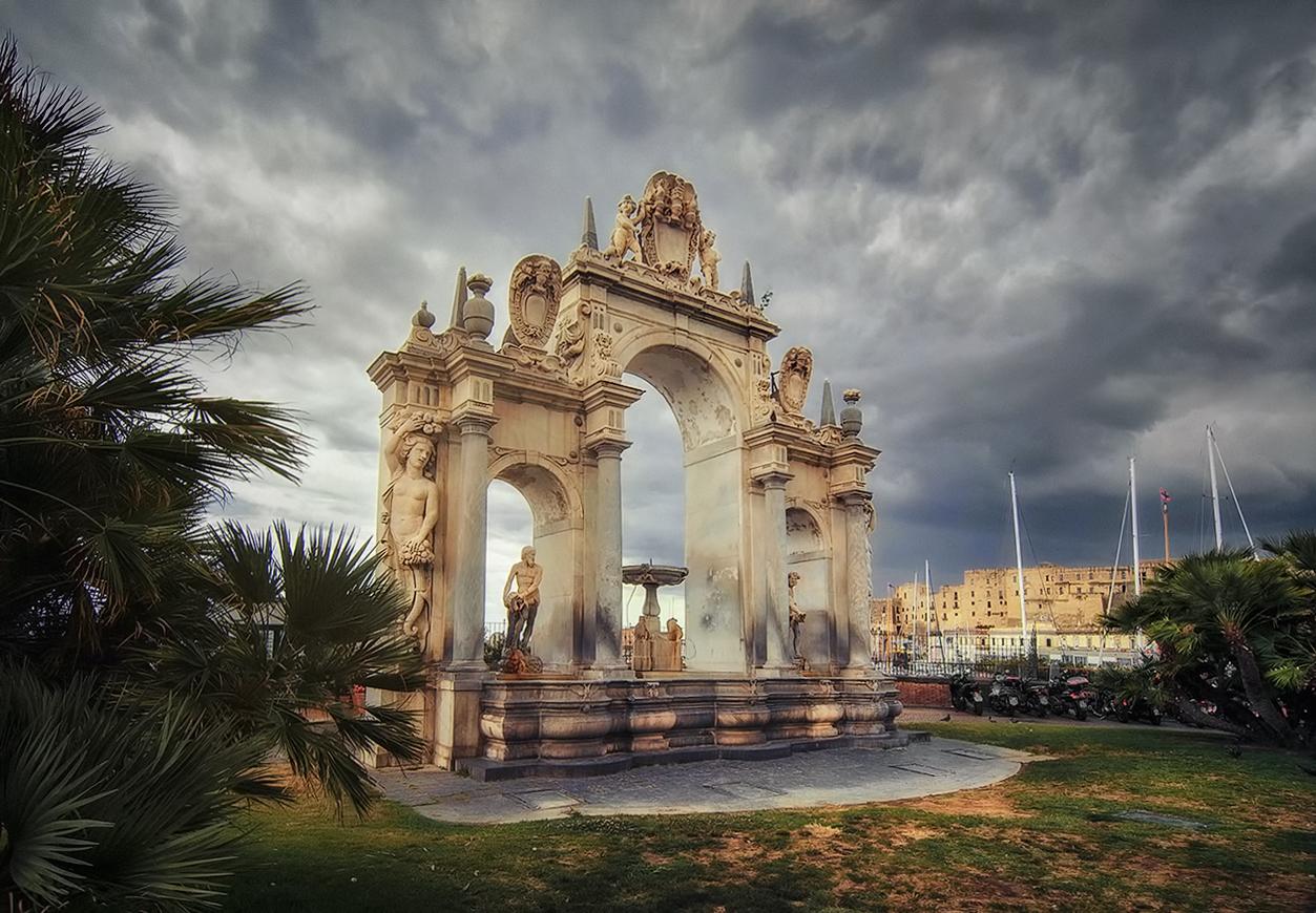 Fontana dell'Immacolata