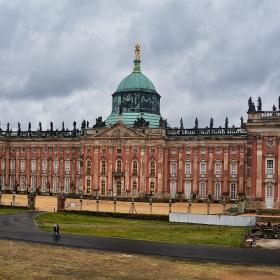 Последния голям пруски бароков дворец