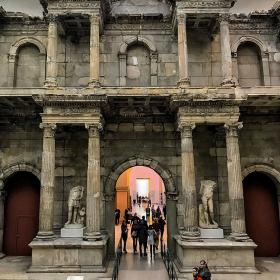 Пазарната порта от Милет,  II век пр. н.е.