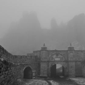 Мъгливото кале