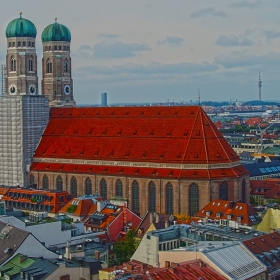 Munich - Frauenkirche