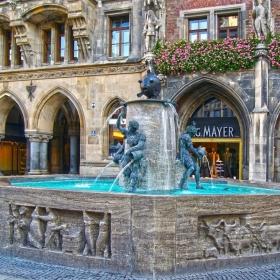 Munich Fischbrunnen