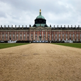 Новият дворец, 1769 г.