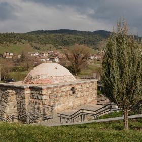 Старата турска баня, ХVII век