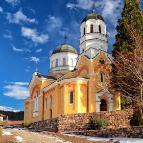 Новата църква Свети Георги, 1926 г.