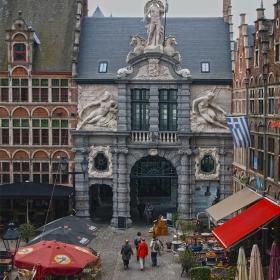 Ghent - Oude Vismijn