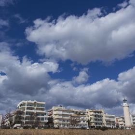 Облаци над Александруполис