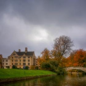 Есен в Кеймбридж