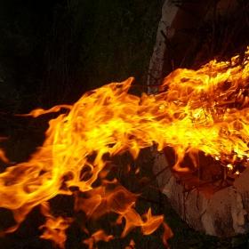 Буен огън
