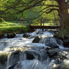 Пролетни води