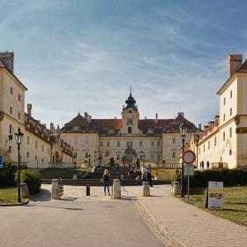 Замък Valtice