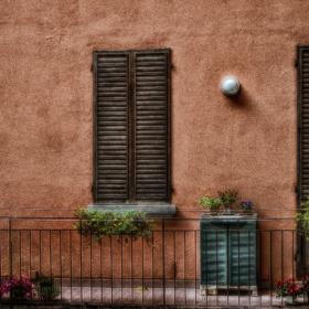 Италианско балконче