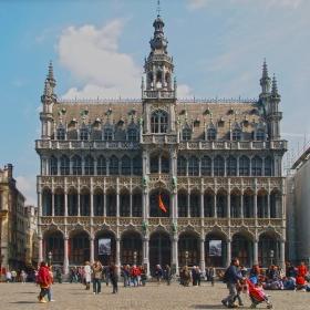 Brussels - La Maison de Roi