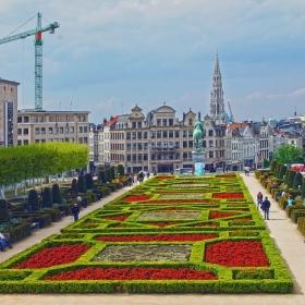 Brussels - Mont des Arts