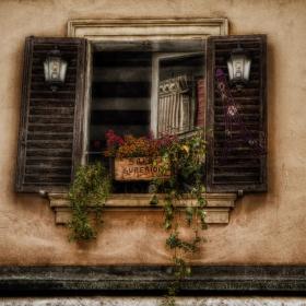 Прозорецът
