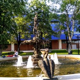 Фонтан Пловдив
