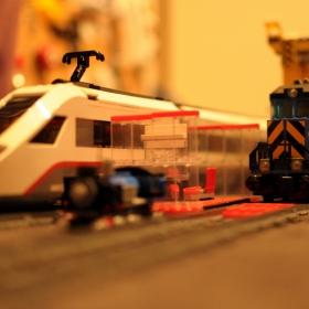 LEGO свят