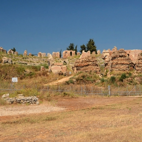 The Roman Theater of Nicopolis