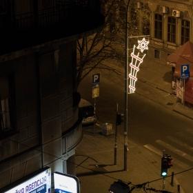 Нощ в Белград