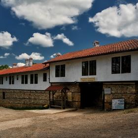 Етрополски манастир, 1158 г.