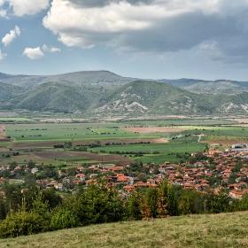 Златишко-Пирдопска котловина