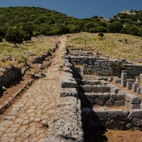 Руините на Cassope