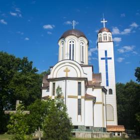 Манастира Maglavit- Румъния