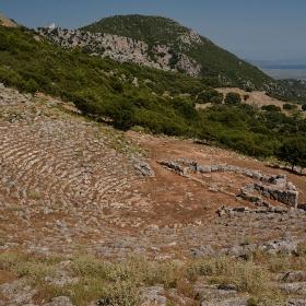 Cassope, IV век пр.н.е.