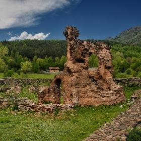 Руините на Еленския манастир*
