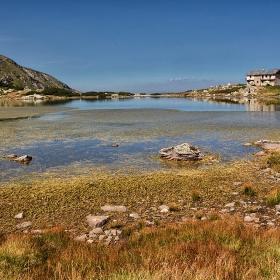 Хижа 7-те Рилски езера, 1932 г., 2136 м.н.в.