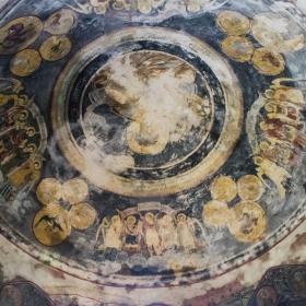 Детайли от храма в манастира Cerneti-2