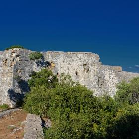 Крепостта Anthousa, 1814 г.