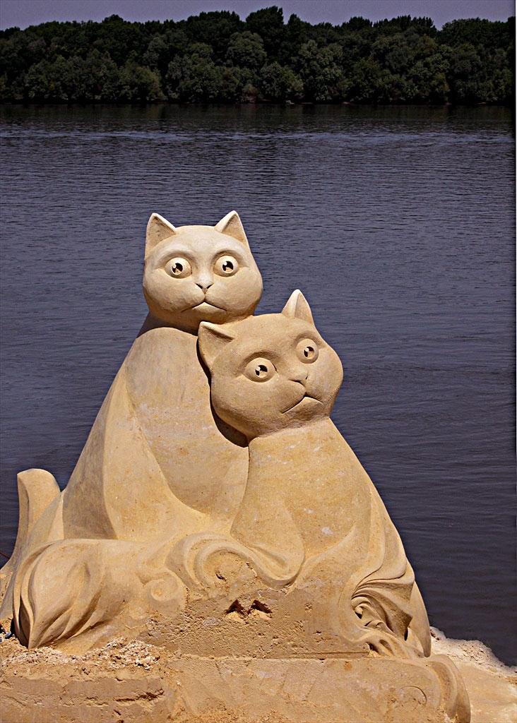 Пясъчните котки