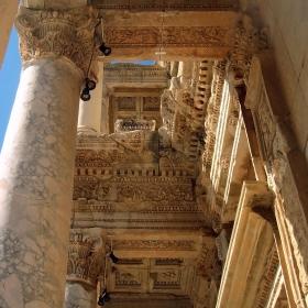 Библиотеката на Целз, Ефес